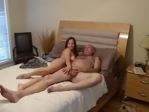 Older Guy Fucks Cute Young Thing