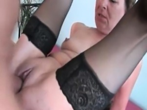 She seats on her friends ass and waits part2