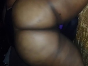 Sexy Wife with a Phat Azz Riding Toy......Rate & Comment