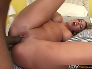 Super hot babe Kelly divine mounts a cock and rides hard while showing off...