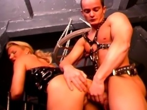 Latex, ropes humiliation and other fetishes...all in
