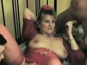Swingers Recorded Having Fun
