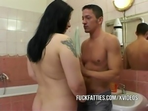 Hot Fat Girl Fucks On Toilet free