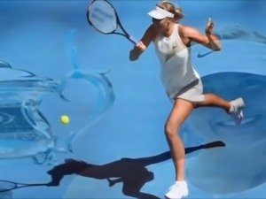 Maria Sharapova that hot slut
