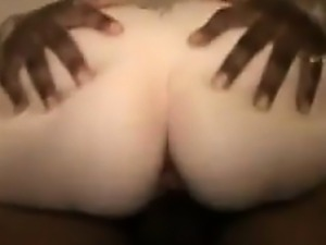 Mature Slut Creamed By Big Black Cock
