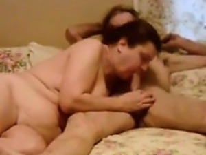 Fat Wife Gets Fucked