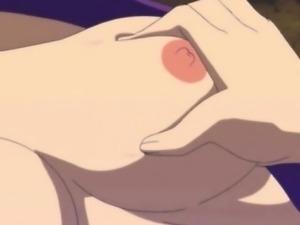 Perverted futababe hot fucking a hentai babe