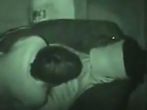 Naughty Couple At Night