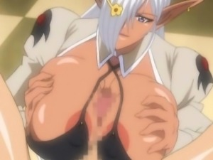 Elf hentai ghetto with bigboobs tittyfucking