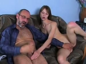 Teacher pounds luscious hottie senseless