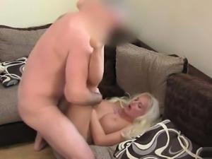 Natural tits tittyfuck