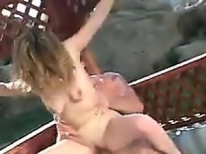 Housewife Fucked Outside