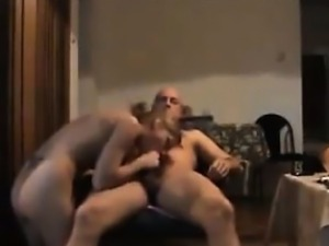 Homemade Sex Tape With A Blonde Chick