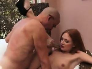 Redhead wants older cock