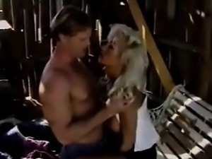 Blonde Slut Having Sex