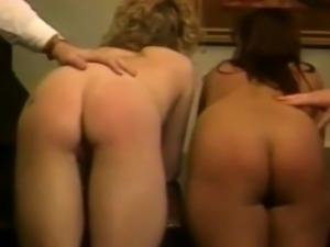 These sluts got spanked