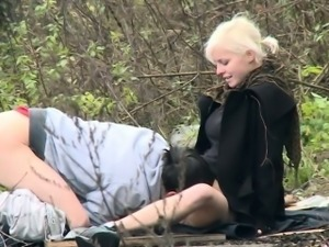 Czech Experiment Young Girl asking guy for SEX on Street