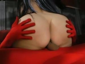 Busty BBW Samantha 38g ghoul cosplay fuck