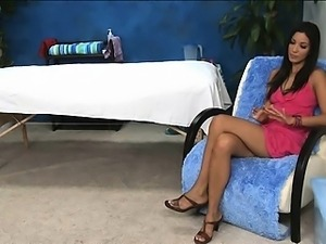 Gir gets an butt massage