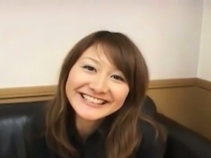 Adorable Hot Japanese Babe Having Sex