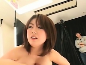 Cute Horny Japanese Girl Fucked