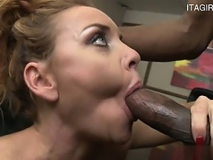 Busty slut anal squirt