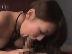 Horny Japanese Slut Fucked
