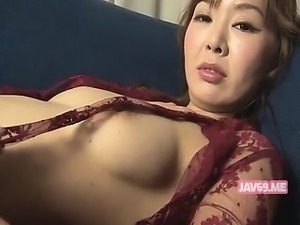 Beautiful Horny Korean Babe Having Sex