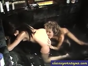 Hardcore Lesbian Retro Porn