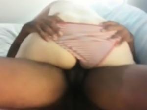 BBW Wife Gets Blacked