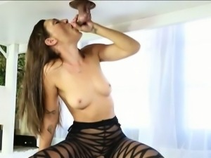 Horny masseuse milked a cock and banged on the massage table