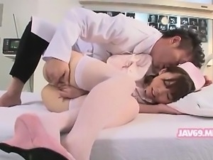 Beautiful Horny Asian Girl Banging