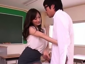 Seductive Asian Slut Banging