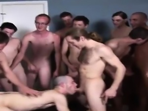 Gay clip of Brendan Shaw enjoys it Raw!