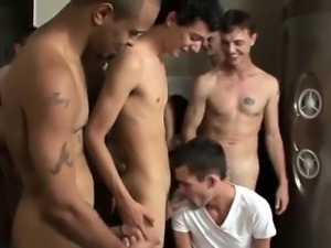 Twinks XXX Wild, Wilder... Bukkake with Cody Ryder!