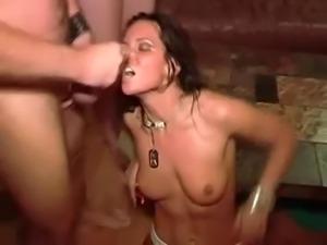 Nice Gangbang girl.