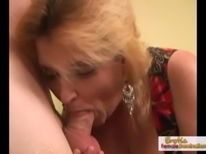 Mature BBW fucked hard in every hole and facialized free