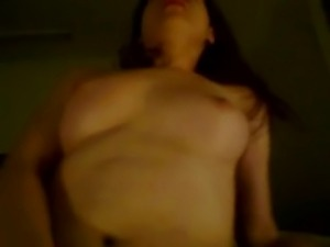 Pretty Arabian Woman Fucks Hard