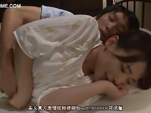 big boobs wife drilled by son 06