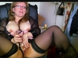 German mom masturbation