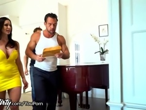 PrettyDirty MILF Kendra Lust Double Teamed