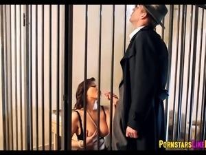 Dick Sucker in Prison