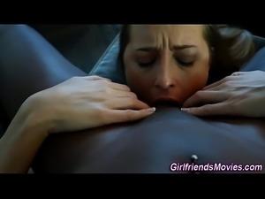 Teen lesbian pov licked