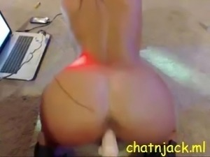 Pretty Chick Doggystyles Dildo &amp_ Orgasms - live cam - http://chatnjack.ml