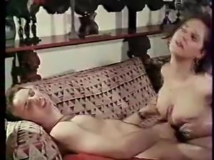 Great Cumshots on Big Tits 4