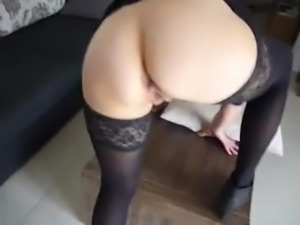 Milf amateur anal close up pov