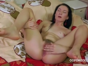 sexy asian Fiona in hard scene