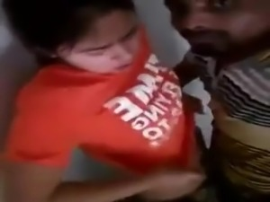 MORTH EASTERN GIRL WITH BIG BOOBS FUCKED BY DELHI GUY