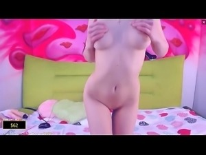 18yo Russian Girl Shows Everything on Cam - MyWildCam.CoM