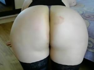big ass in panties